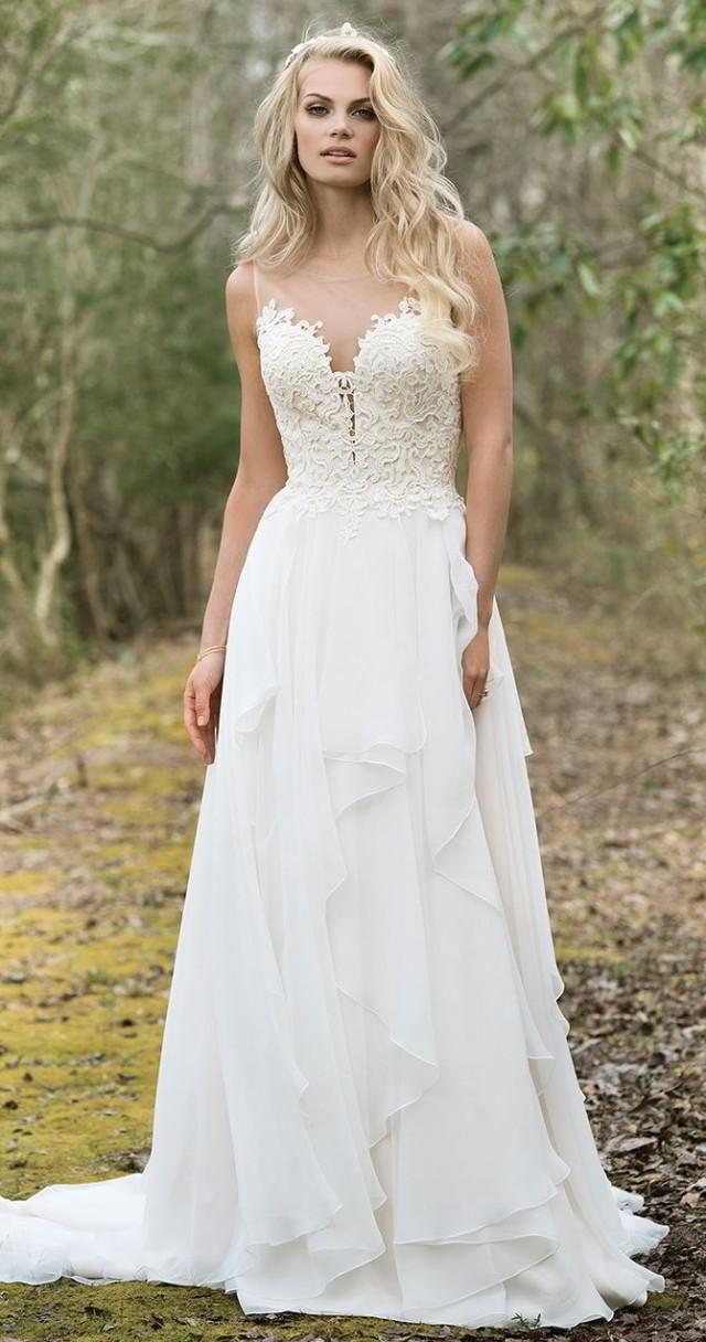 wedding photo - Lillian West Spring 2017 Wedding Dresses