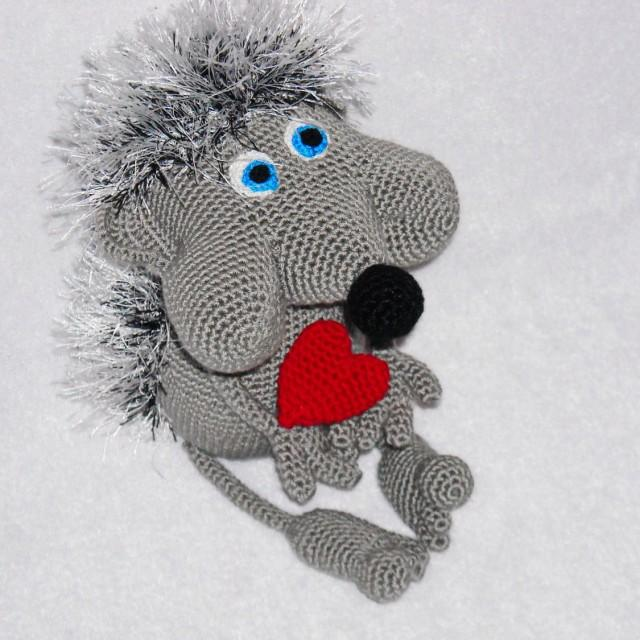 Amigurumi Hedgehog : SALE Gift For Her, Hedgehog Amigurumi, Hedgehog Crochet ...
