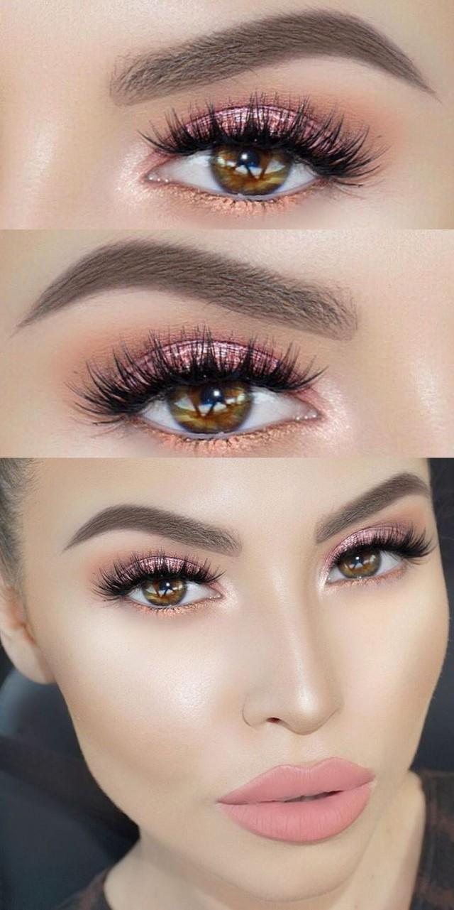 Mally eye makeup