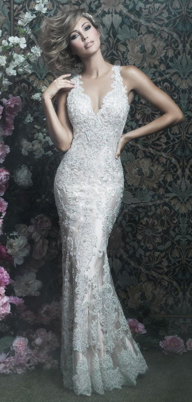 wedding photo - Allure Couture Spring 2017 Wedding Dresses