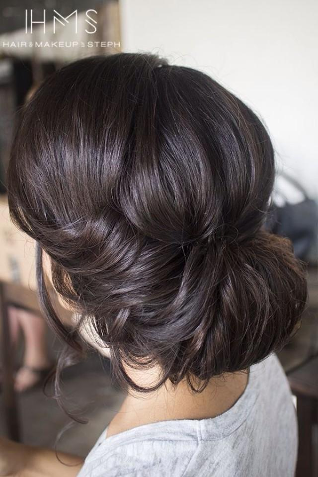 Фото прически убранные волосы