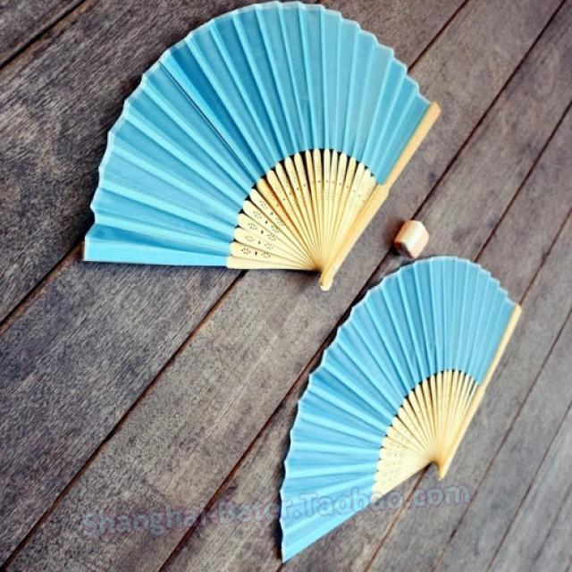 wedding photo - Beter Gifts® #beachwedding Asian Silk Hand Fans #weddinginspirations #giftsforguest #debutanteballs #weddingfavor  BETER-HH056
