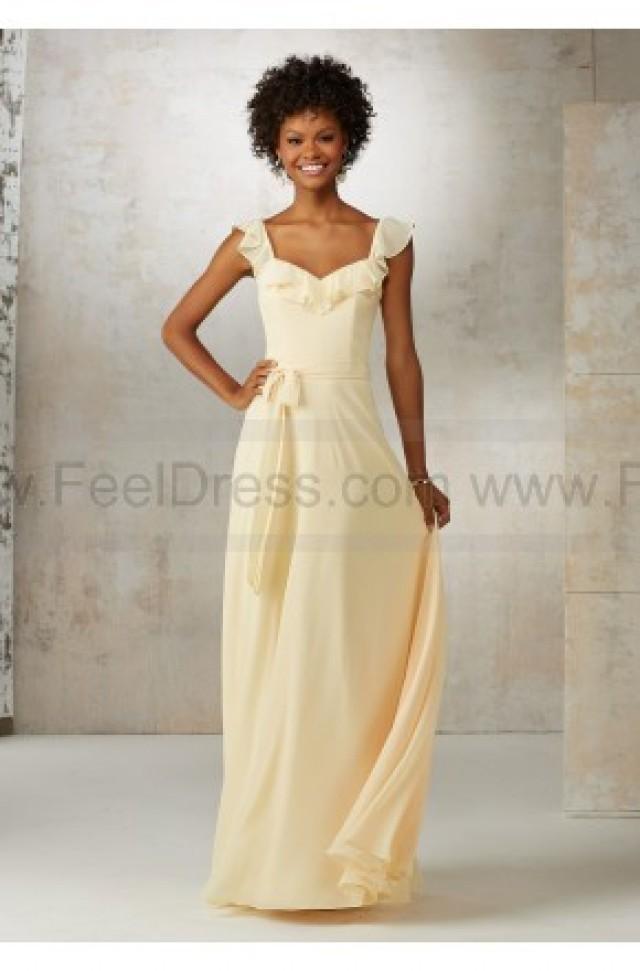 wedding photo - Mori Lee Bridesmaid Dress Style 21520