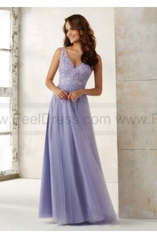 wedding photo - Mori Lee Bridesmaid Dress Style 21521