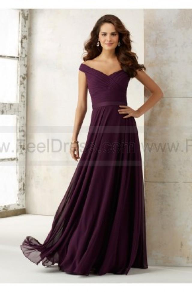 wedding photo - Mori Lee Bridesmaid Dress Style 21523