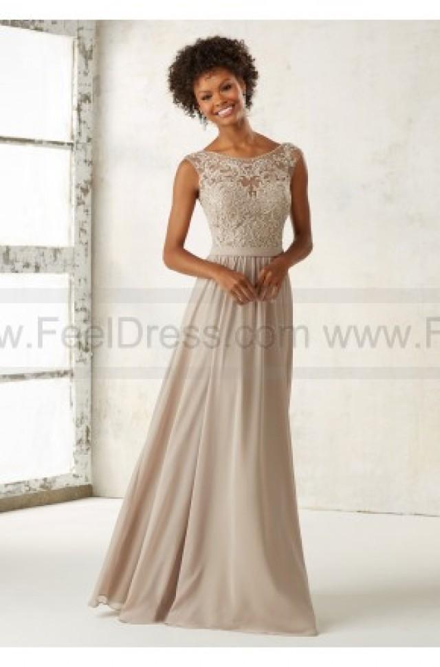 wedding photo - Mori Lee Bridesmaid Dress Style 21522