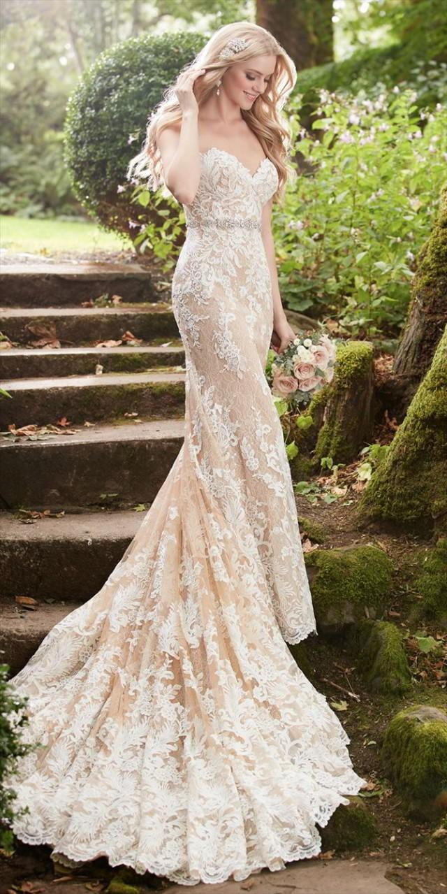 wedding photo - Martina Liana Spring 2017 Wedding Dresses