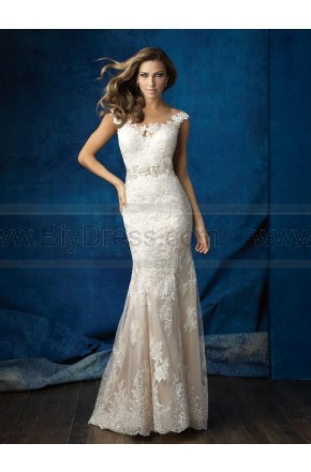 wedding photo - Allure Bridals Wedding Dress Style 9371