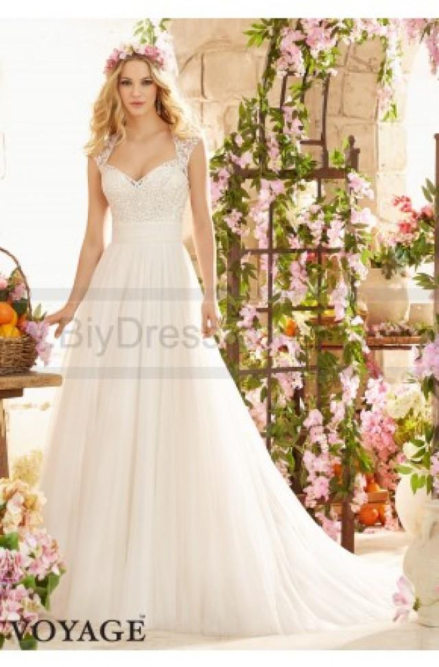 wedding photo - Mori Lee Wedding Dress 6803