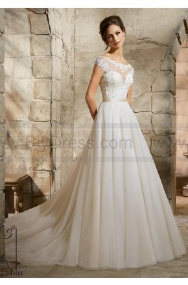 wedding photo - Mori Lee Wedding Gown 5362