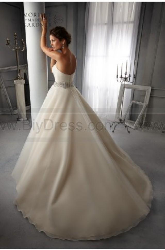 wedding photo - Mori Lee Blu 5276