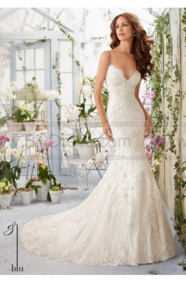 wedding photo - Mori Lee Wedding Dresses Style 5415