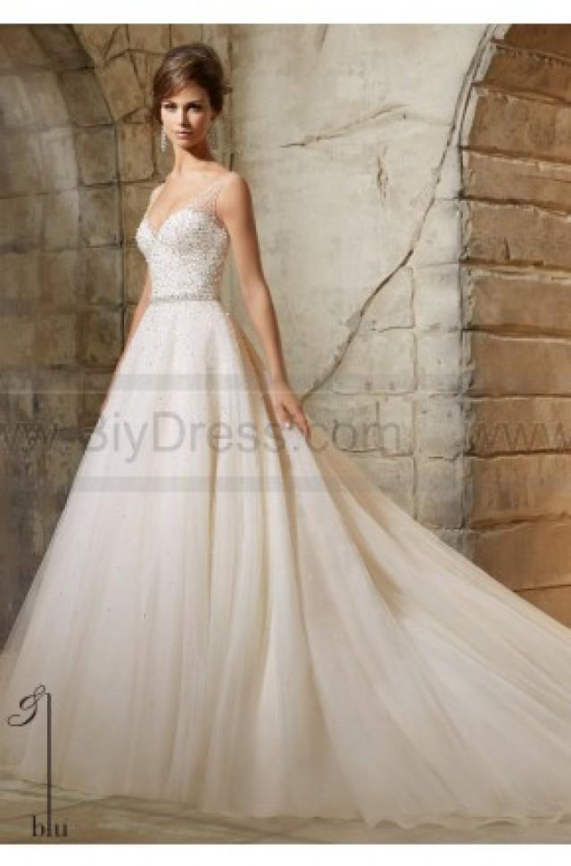 wedding photo - Mori Lee Wedding Gown 5376