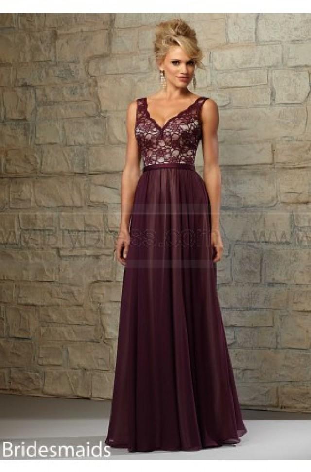 wedding photo - Mori Lee Bridesmaids Dress Style 714