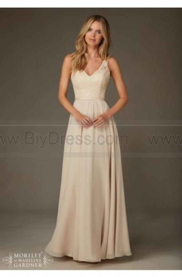 wedding photo - Mori Lee Bridesmaids Dress Style 122