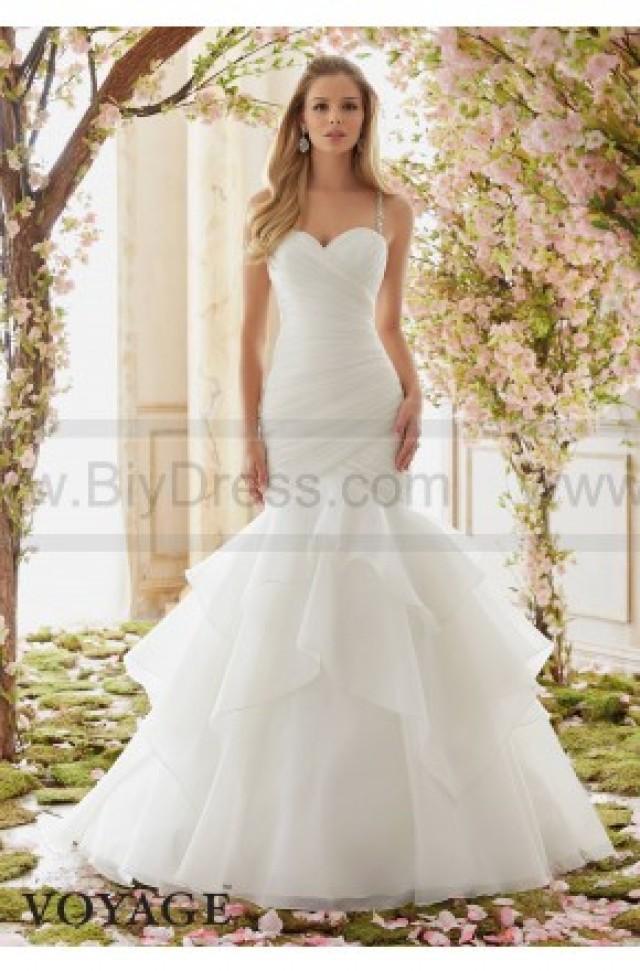 wedding photo - Mori Lee Wedding Dresses Style 6833