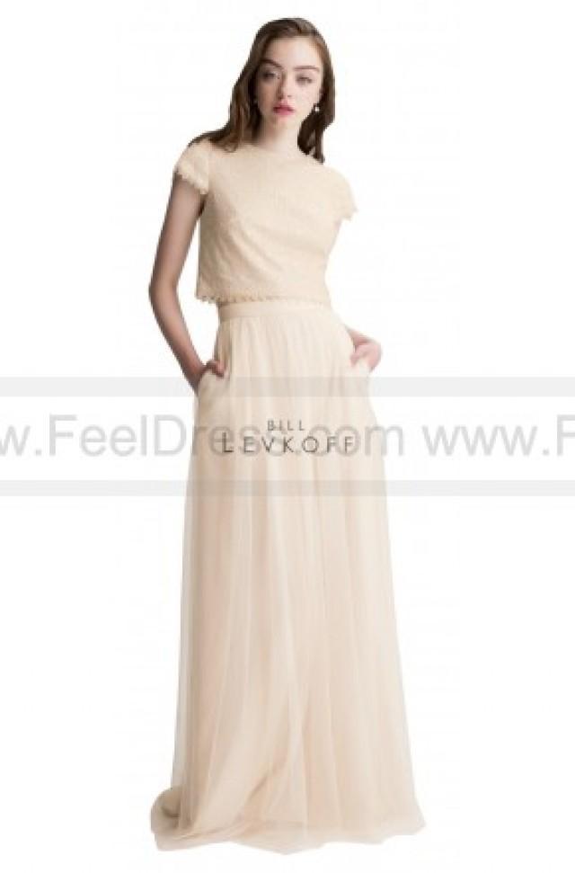 wedding photo - Bill Levkoff Bridesmaid Dress Style 1425