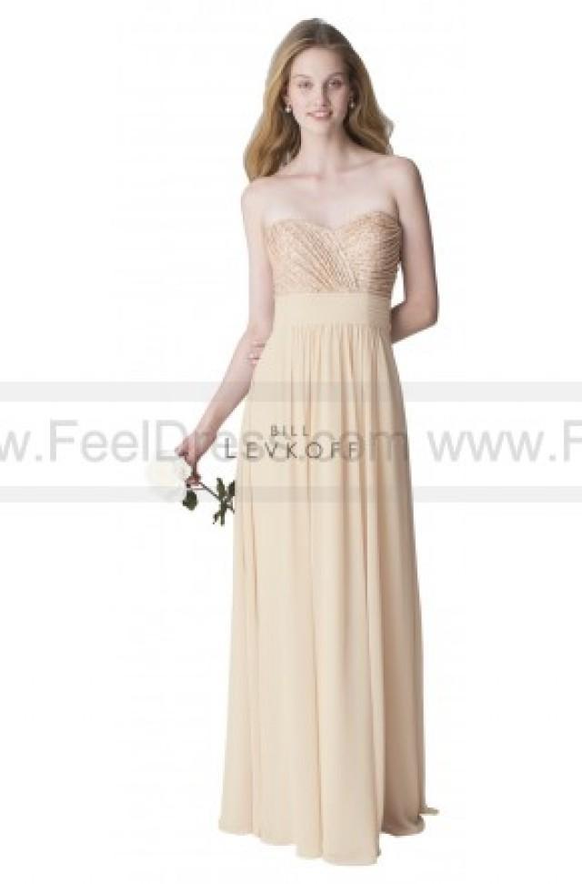 wedding photo - Bill Levkoff Bridesmaid Dress Style 1261