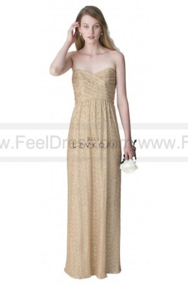 wedding photo - Bill Levkoff Bridesmaid Dress Style 1259