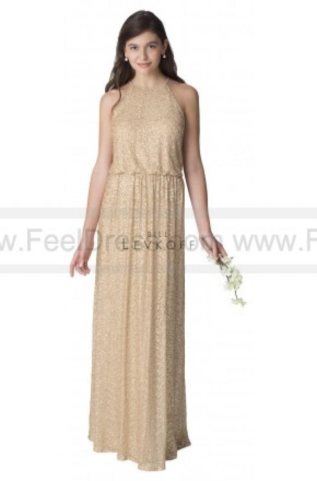 wedding photo - Bill Levkoff Bridesmaid Dress Style 1258