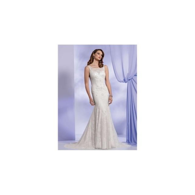 wedding photo - Reflections by Jordan Wedding Dress Style No. M443 - Brand Wedding Dresses
