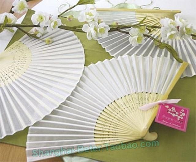 wedding photo - Luxurious Silk Fan BETER-ZH002      #beterwedding #weddinggifts #weddingfavors #bridal #partygifts #springwedding #springparty