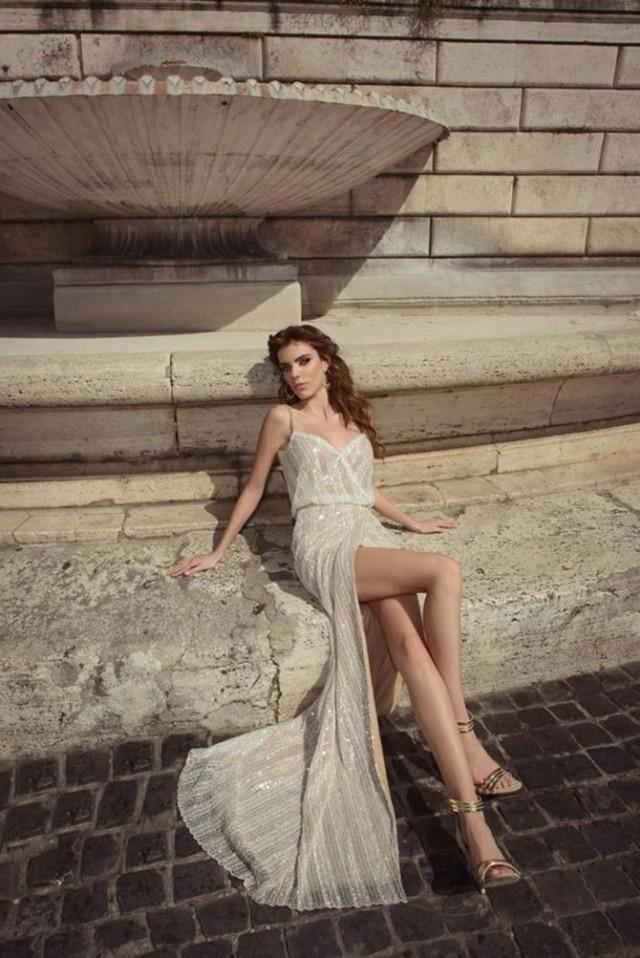 "wedding photo - Julie Vino Spring 2017 ""Roma"" Wedding Dresses"