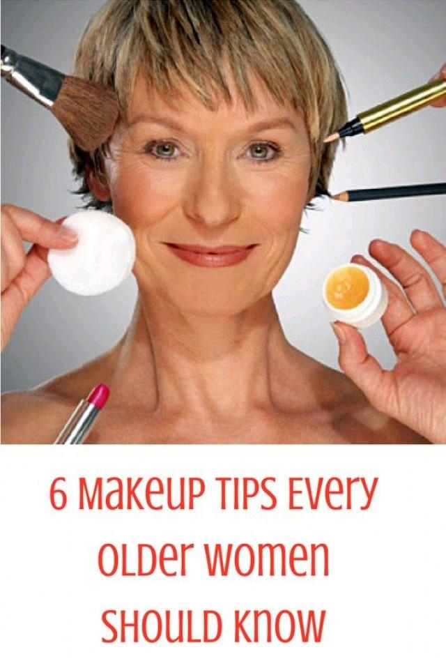 6 Makeup Must Haves For Summer 2017: 6 Makeup Tips Every Older Women Should Know #2657411