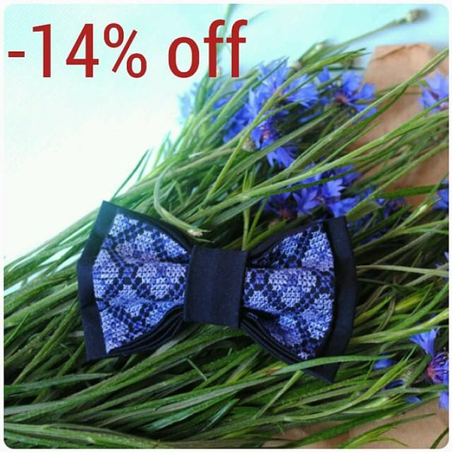 wedding photo - Wedding navy bow tie Wedding navy necktie for groom Navy blue wedding gift Wedding favors Wedding nautical bowtie wedding blue wedding ties
