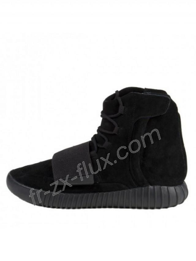 wedding photo - Adidas Yeezy 750 Boost Triple Noir Chaussures classique France - SOLDE