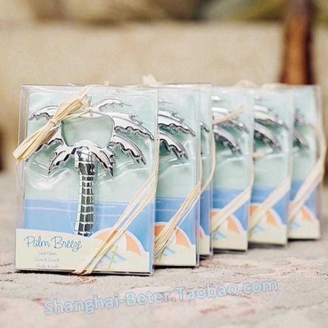 wedding photo - Beter Gifts® 歐式結婚小物 開瓶器 新娘小禮物WJ097海洋系列 婚禮單身派對回禮