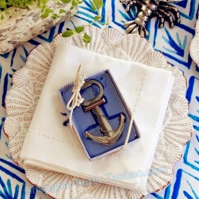 wedding photo - Beter Gifts® Ocean Breeze海洋遊輪開瓶器 創意回贈禮品 沙灘派對伴手禮WJ106花嫁婚禮小物
