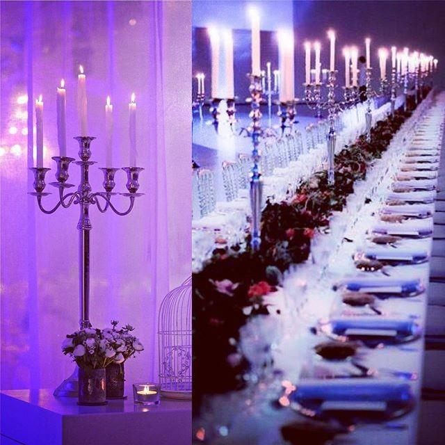 wedding photo - Alquiler Candelabros 100  en stock