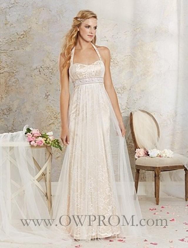 wedding photo - Alfred Angelo 8536 Wedding Dresses - OWPROM.com