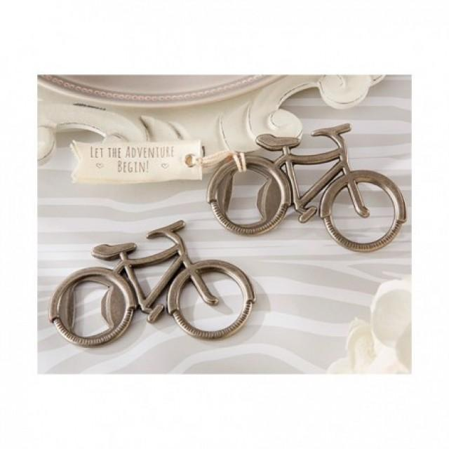 "wedding photo - ABREBOTELLAS ""BICICLETA"" EN CAJA REGALO"