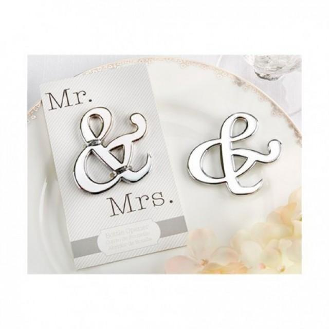 "wedding photo - ABREBOTELLAS ""SYMBOL UNION &"" EN CAJA REGALO"