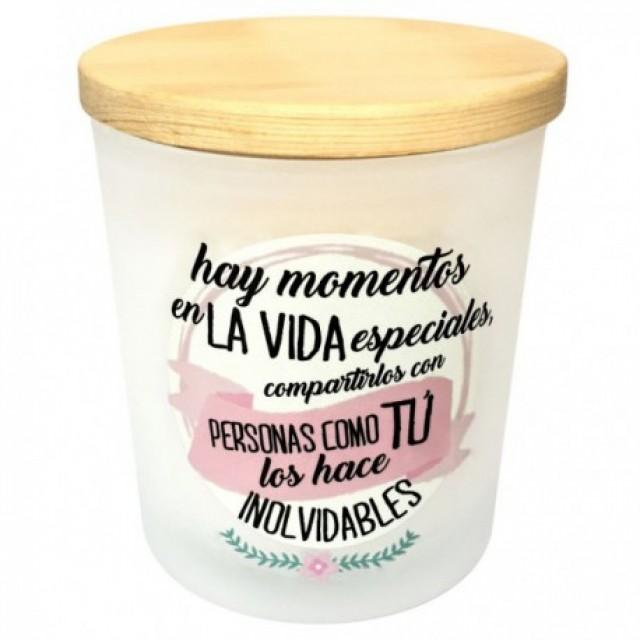 wedding photo - Velas aromaticas frases