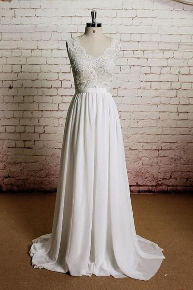 Vintage Wedding Dress - Weddbook