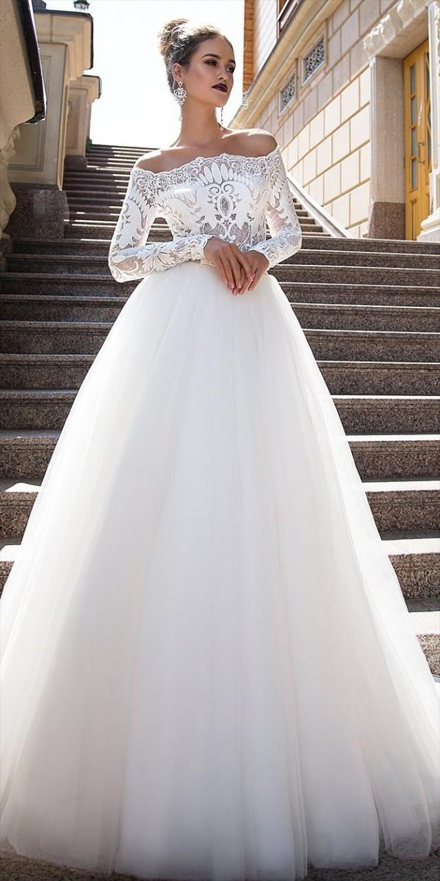 wedding photo - Ida Torez Fall 2017 Wedding Dresses