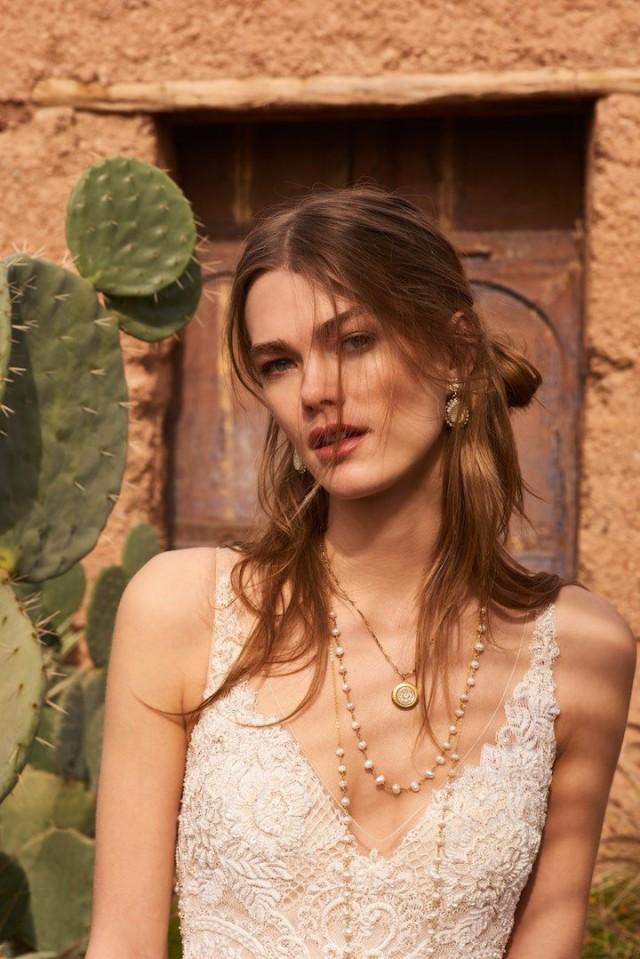 95575915e42a7 Irresistible Neo Bohemian BHLDN Wedding Dresses - MODwedding - Weddbook
