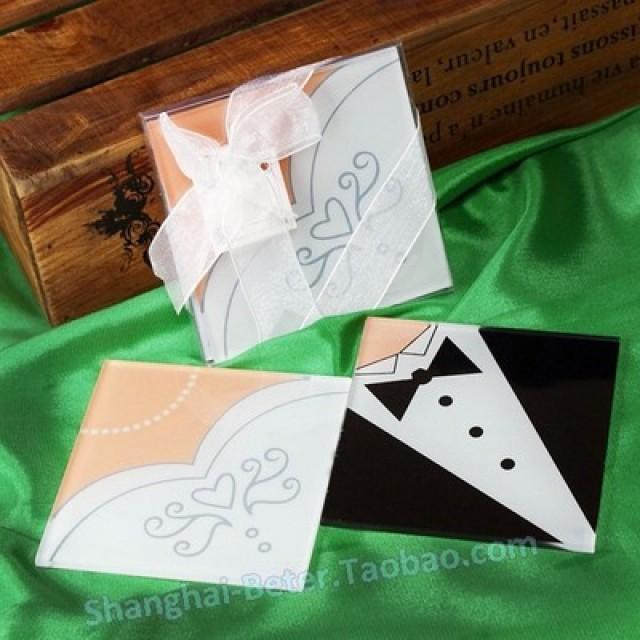 wedding photo - http://detail.1688.com/offer/521000368712.html #新郎 #新娘禮服 #婚禮 #伴手小禮品 #回禮 #創意實用禮品 BETER-BD031 #禮物 #藝術杯墊 BeterWedding
