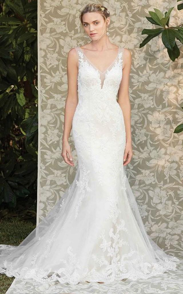 wedding photo - Casablanca Bridal Spring 2017 Wedding Dresses