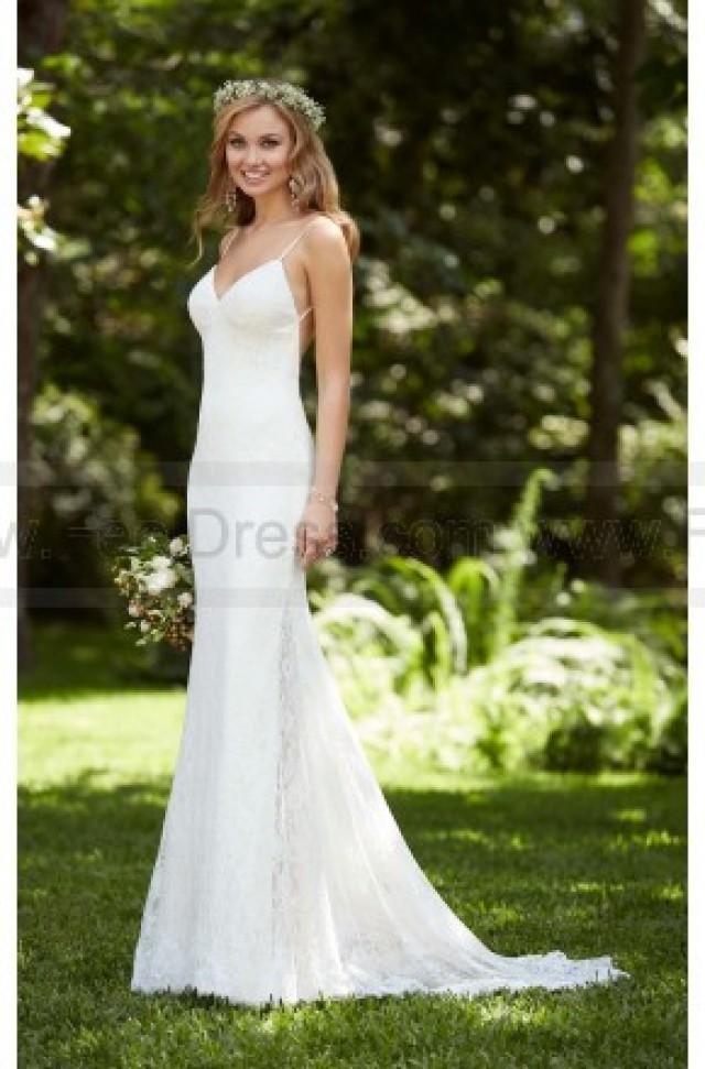 wedding photo - Stella York Dramatic Low Back Wedding Dress Style 6182