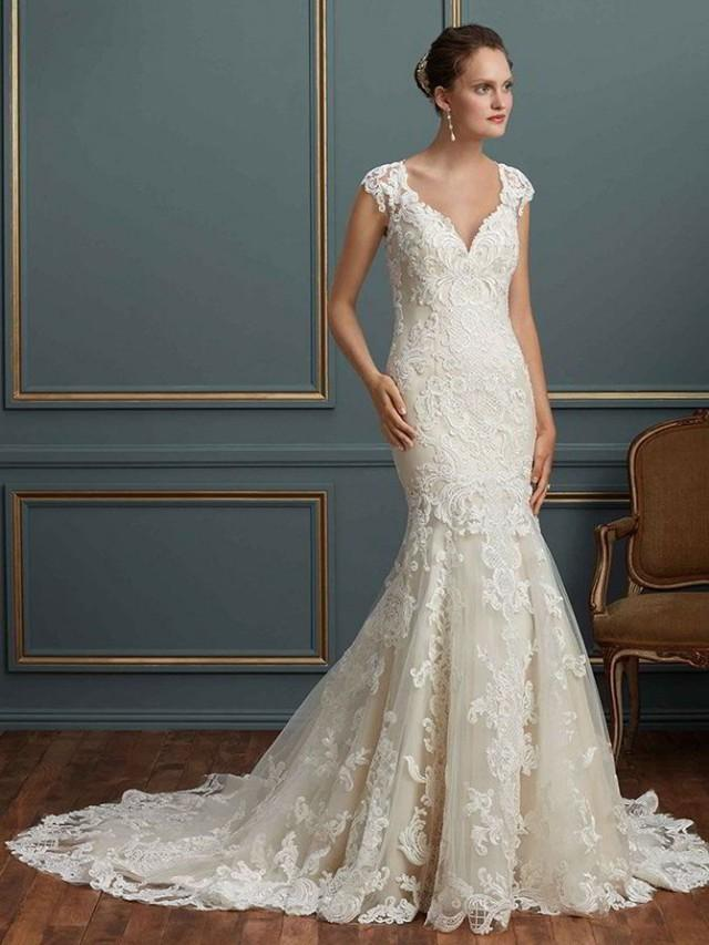 wedding photo - Amare Couture Spring 2017 Wedding Dresses
