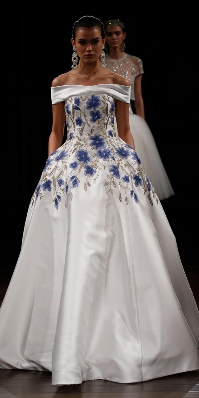 wedding photo - Naeem Khan Spring 2017 Wedding Dresses