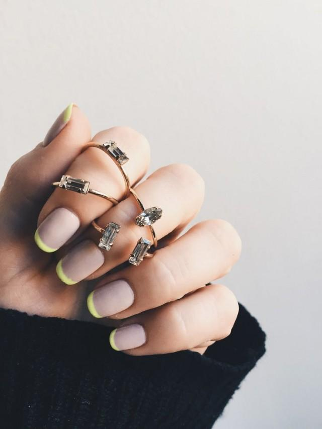 Nails (design And Colors)