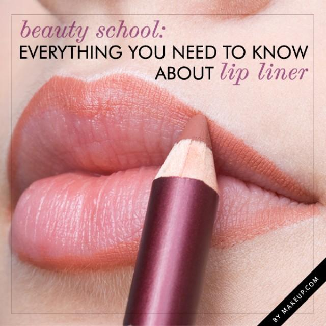 Beauty School: Everything You Need to Know About Lip Liner .Makeup.com