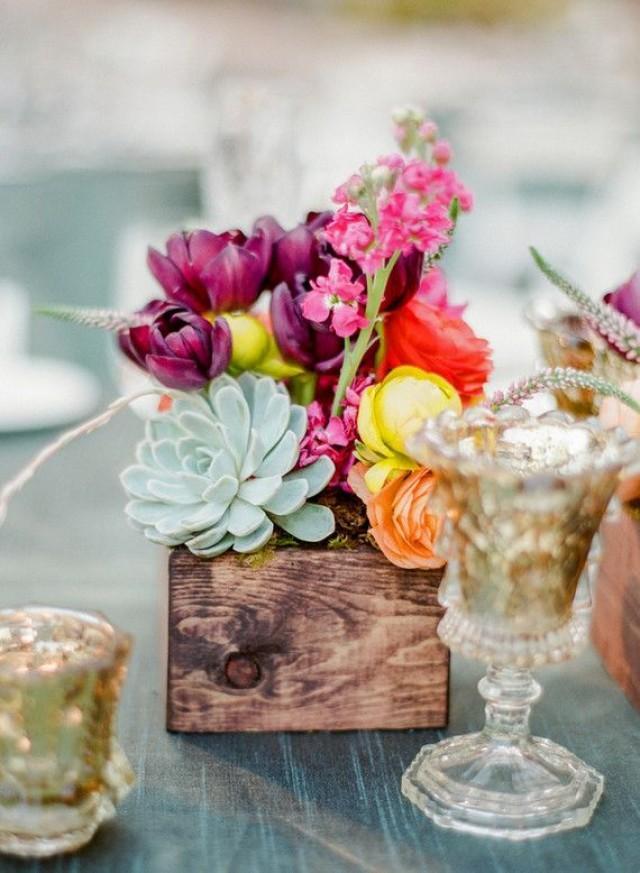Colorful Arizona Wedding: Kelsey   Mason (100 Layer Cake)