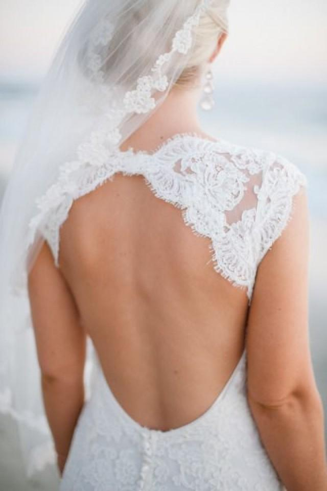Lace Back Dresses