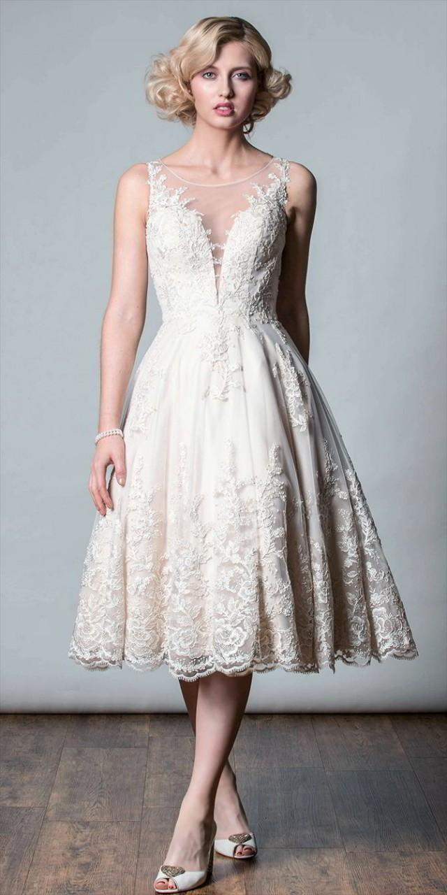 wedding photo - Rita Mae 2017 Short Wedding Dresses